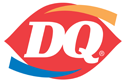 Logo for Dairy Queen.