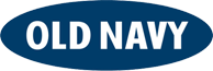 Logo for Old Navy.